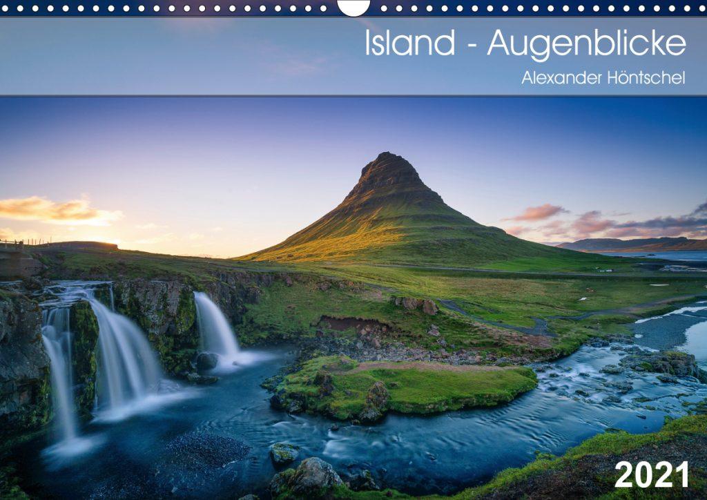 Kalender Island Augenblicke