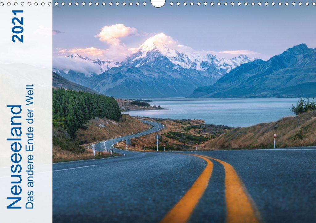 Neuseeland - Das andere Ende der Welt Cover